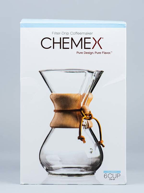 Chemex Classic 6 Cup Brewer