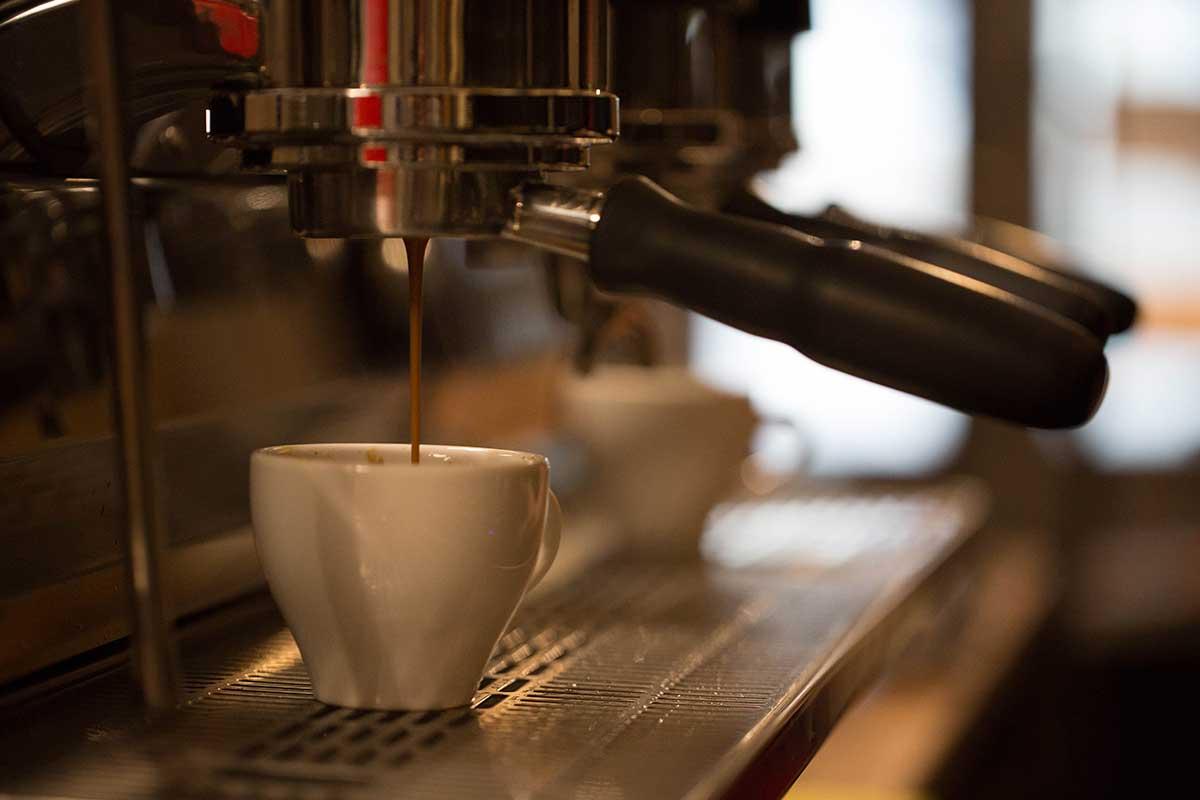 Cup of John's coffee