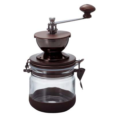 Hario Ceramic Canister Coffee Mill