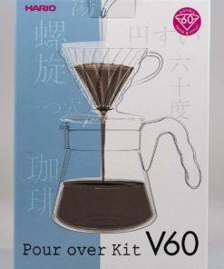 HARIO V60 Glass Coffee Pot