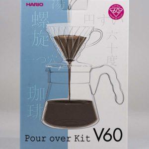 Hario V60 glass coffee pot 600 ml