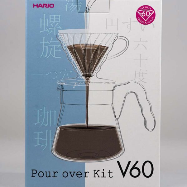 Hario V60 glass coffee pot 600 ml