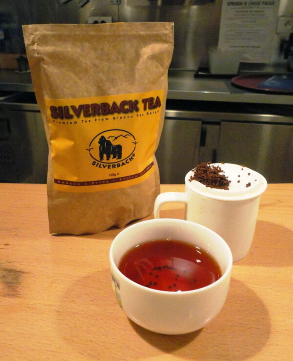 Silverback Tea