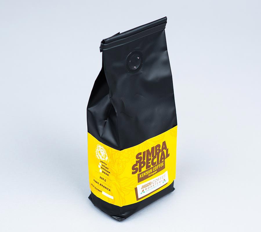 Simba Special Kenyan Coffee