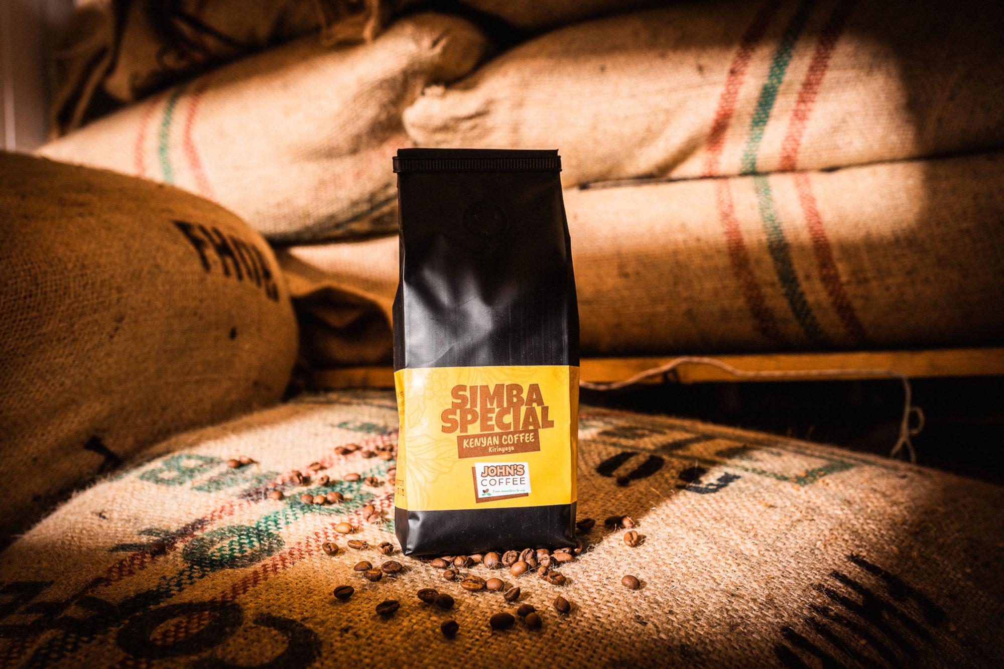 coffee sacks