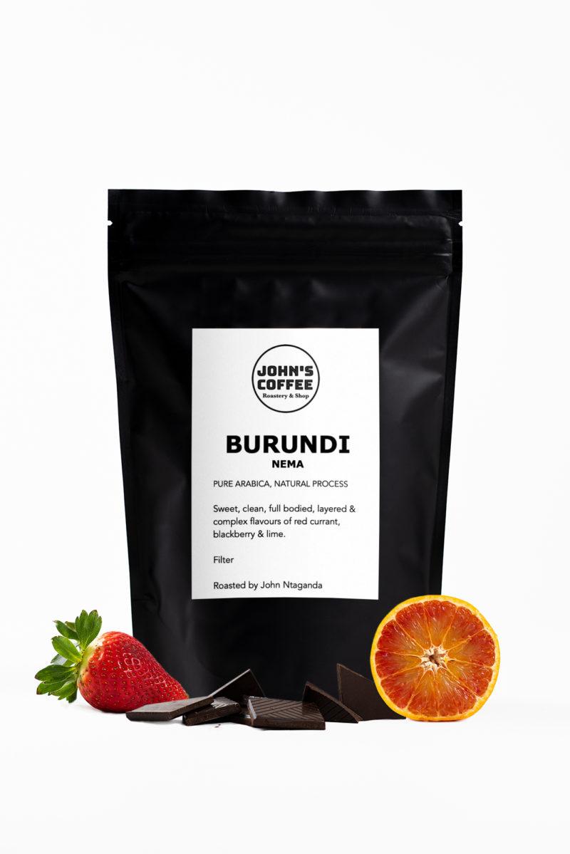 Burundi – Nemba