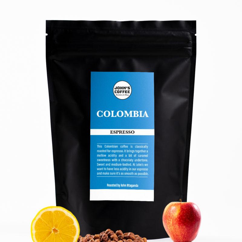 Colombia Espresso