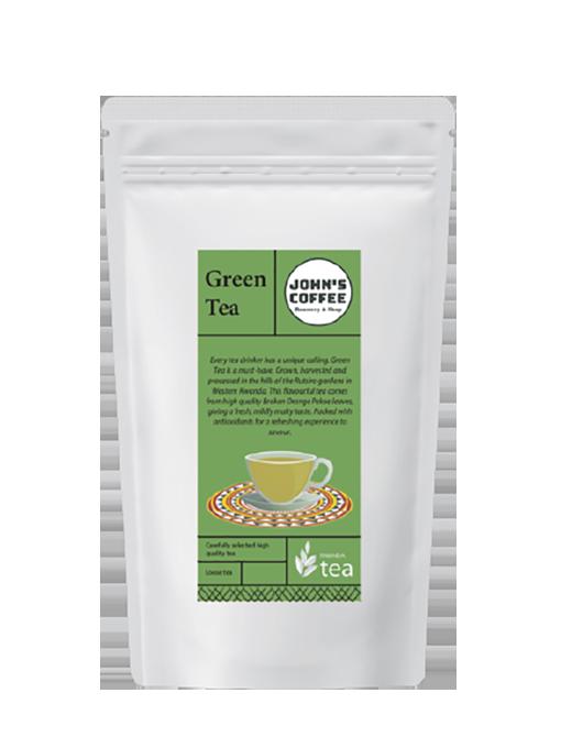 Rwanda Green Tea